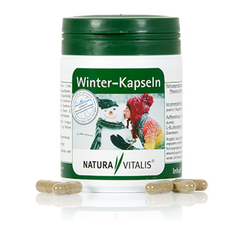 Winter-Kapseln - Fit durch den Winter