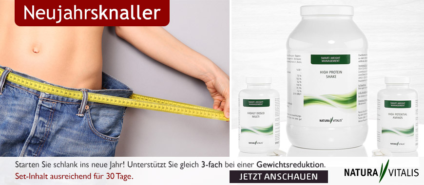 Smart Weight Management - 3tlg. Set zur Kalorienreduzierung